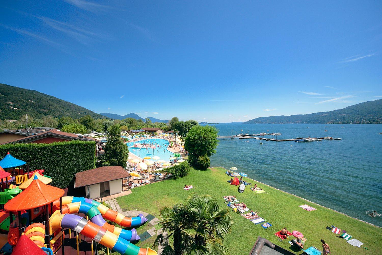 Campingplatz Lago Maggiore